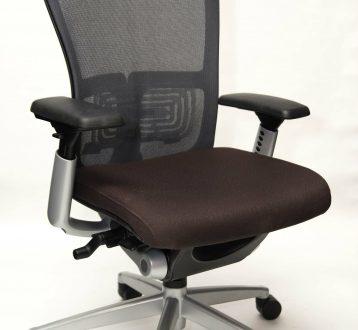 a-42-brown-rotating-chair-clean