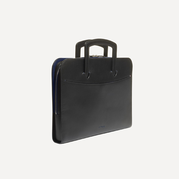 DOCUMENT-HOLDER-LINE-D-SLIM-BLACK-BLUE--(185000)