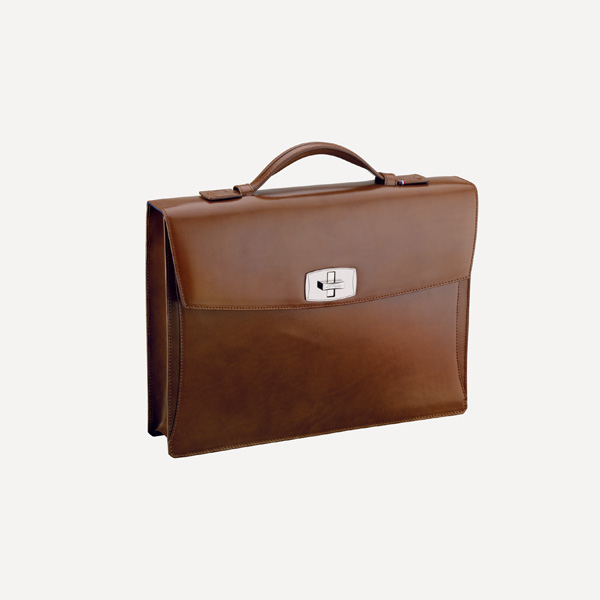 TOURNIQUET-BRIEFCASE,-LINE-D-LEATHER-(181100)